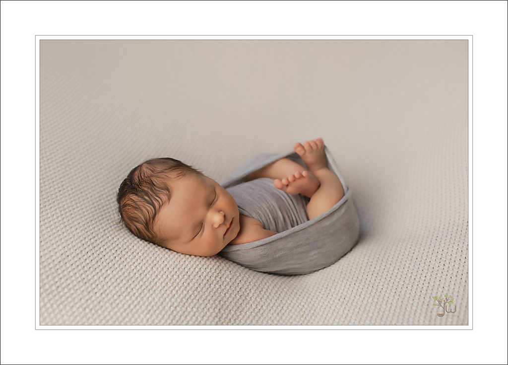 Puyallup baby photography