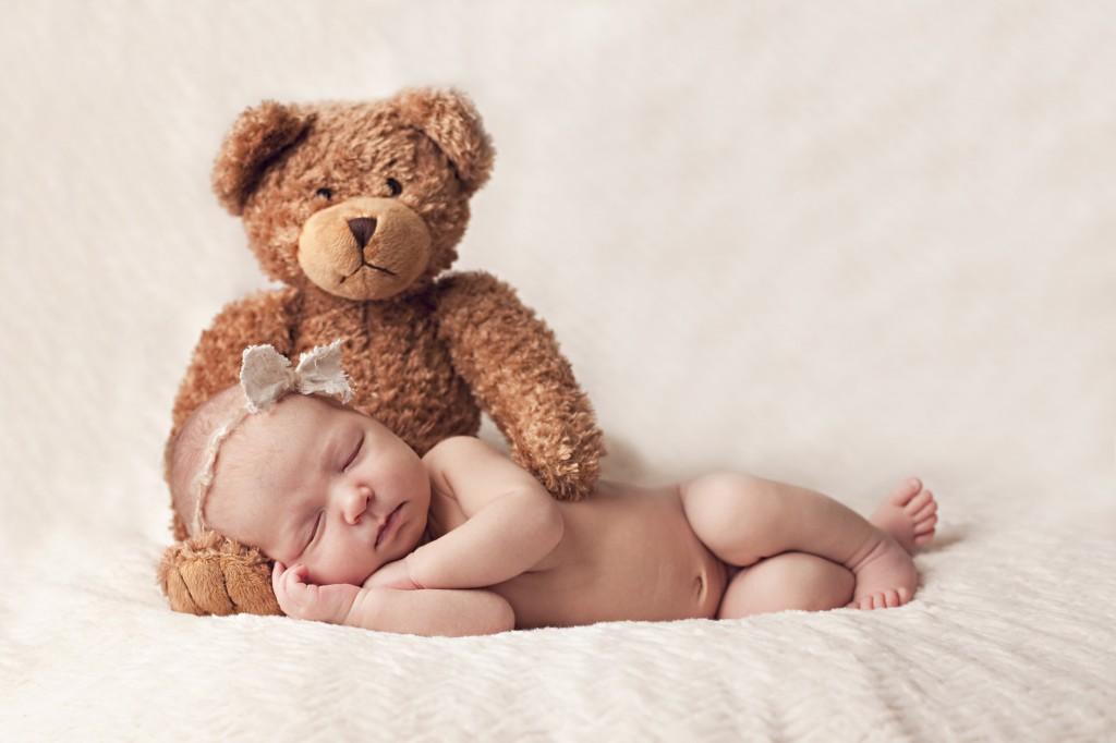 Teddy Bears Newborn Photographer Seattle Tacoma