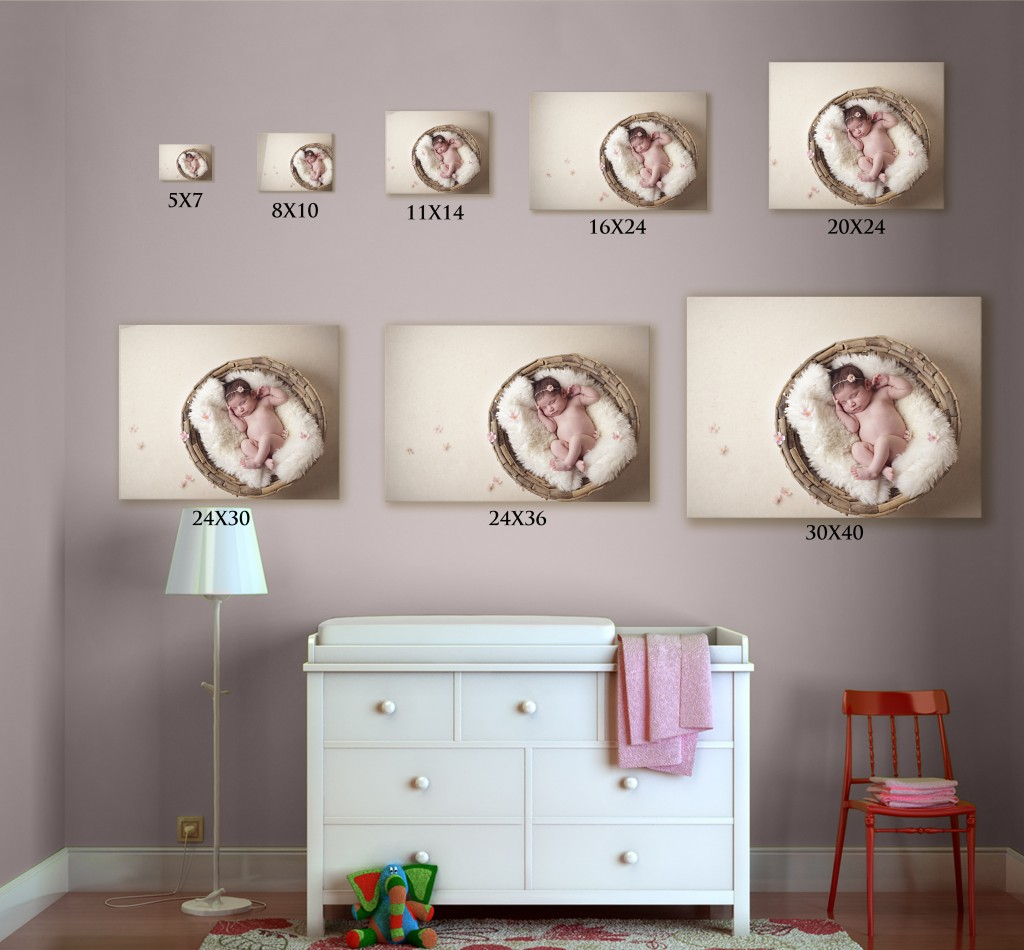 How to prepare a room for a newborn