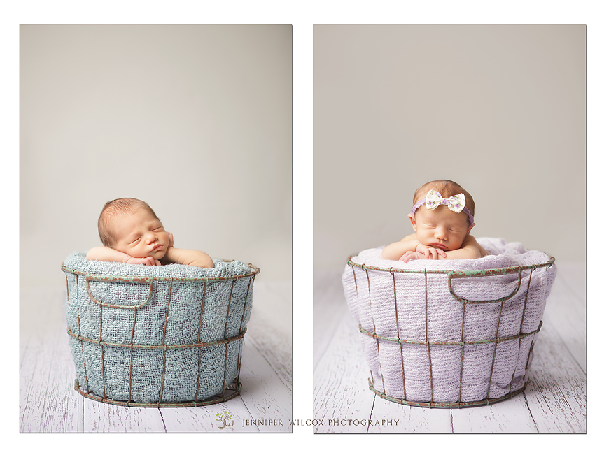 Newborn Photography Seattle Tacoma Gig Harbor Twins Sweetness