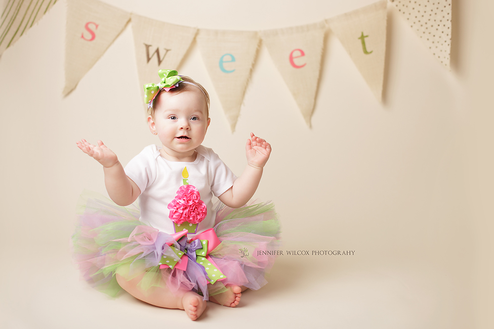 Baby Photographer Seattle Tacoma Puyallup Shout Hooray!