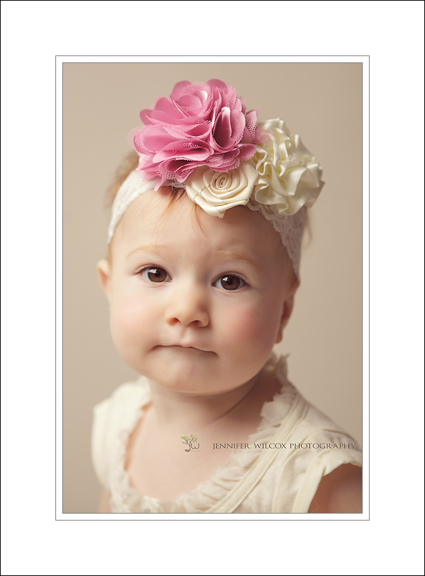 Baby Photographer Seattle Tacoma Puyallup Clara 5 Seattle Baby Photographer   Mona Lisa