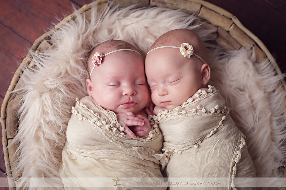 Newborn Photography Seattle Tacoma Puyallup Twins 3 Gig Harbor Newborn Photographer ~ Perfectly Named