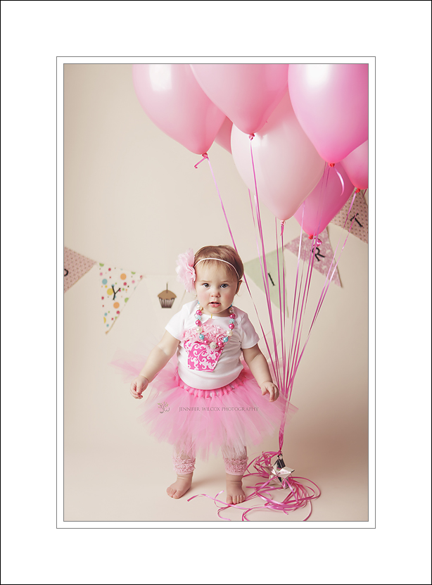 Puyallup Baby Photographer Jennifer Wilcox Photogaphy Emily 3 Puyallup Baby Photographer ~ Birthday Princess