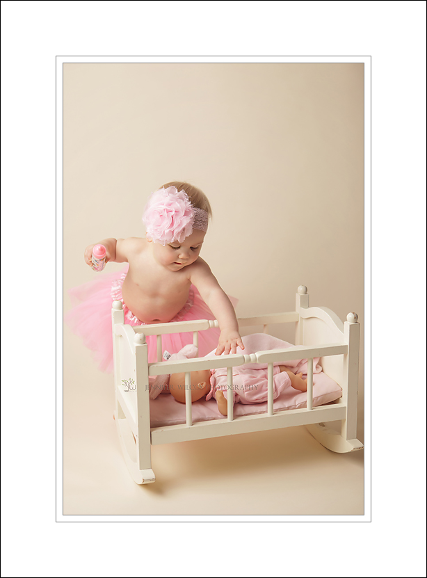 Seattle Baby Photographer Jennifer Wilcox Photography Brynn 4 Seattle Baby Photographer ~ Baby Doll