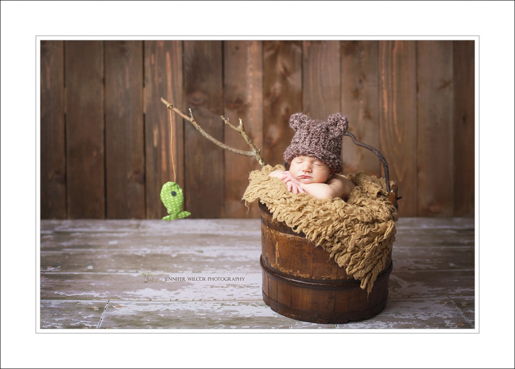 Newborn Photographer Seattle Tacoma Puyallup Zachary 4 1024x735 Bonney Lake Baby Photographer ~ Teach A Boy To Fish