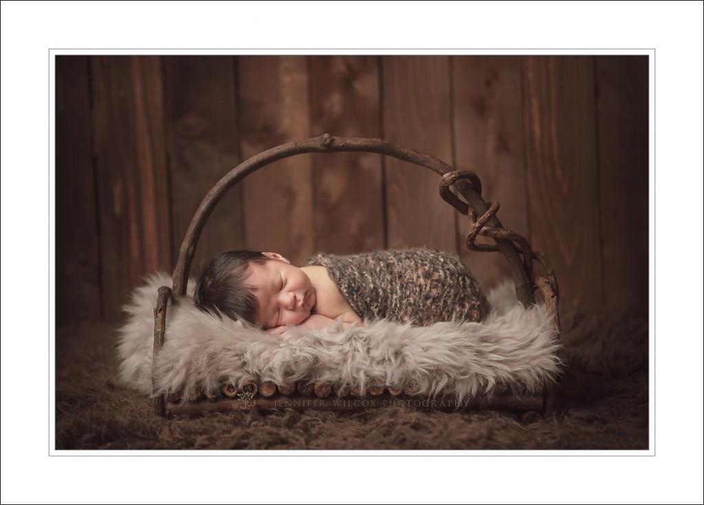 Tacoma newborn photographer Jennifer Wilcox Photography_baby Judah
