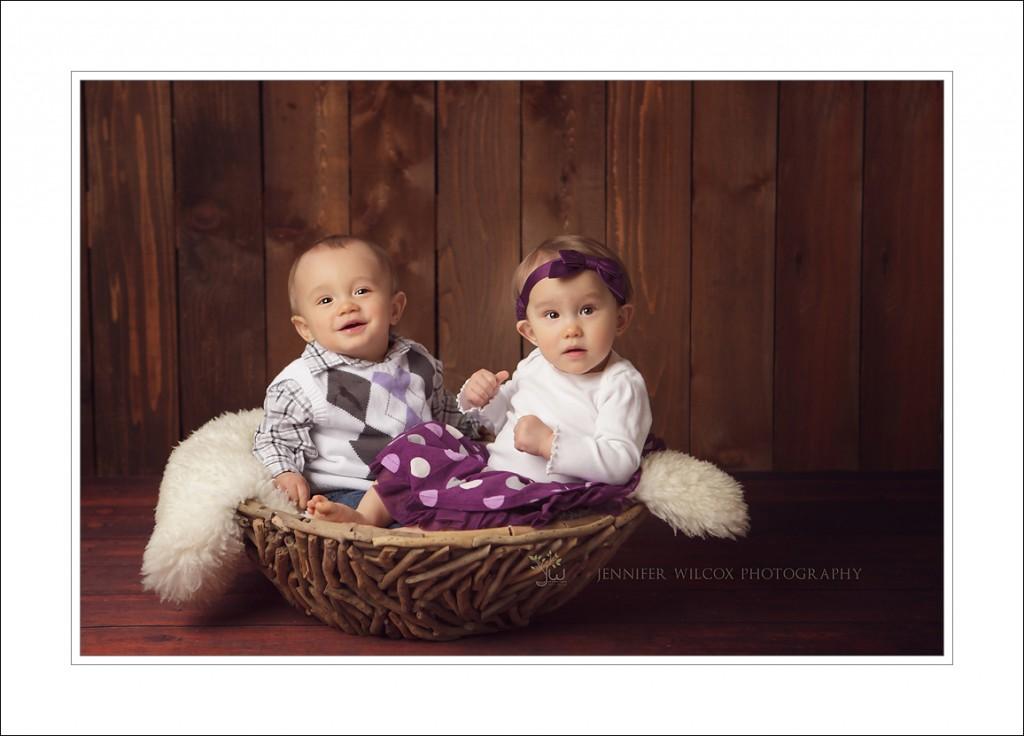 Auburn Baby Photographer_ Jennifer Wilcox Photography_Twins (3)