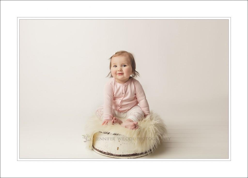Gig Harbor Baby Photographer Jennifer Wilcox Photography Eliana 1024x735 Gig Harbor Baby Photographer ~ Darling