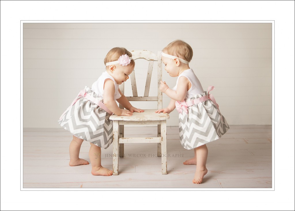 Seattle Baby Photographer  Jennifer Wilcox Photography Twins 1024x735 Seattle Baby Photographer ~ Playmates