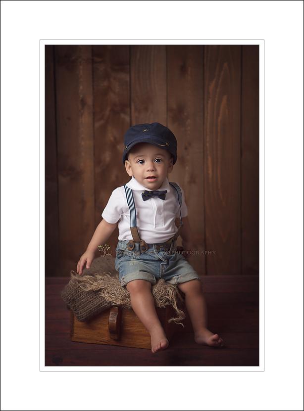 Puyallup Baby Photographer_Cake Smash_Jennifer Wilcox Photography_A