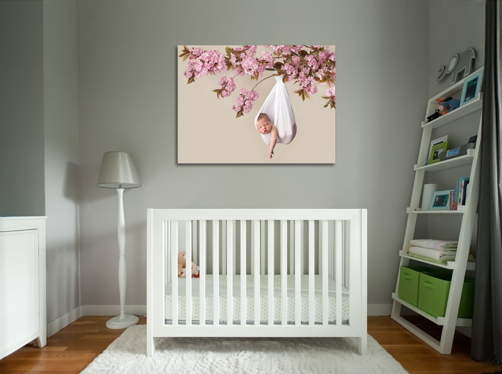 Newborn Photography_Nursery Inspiration