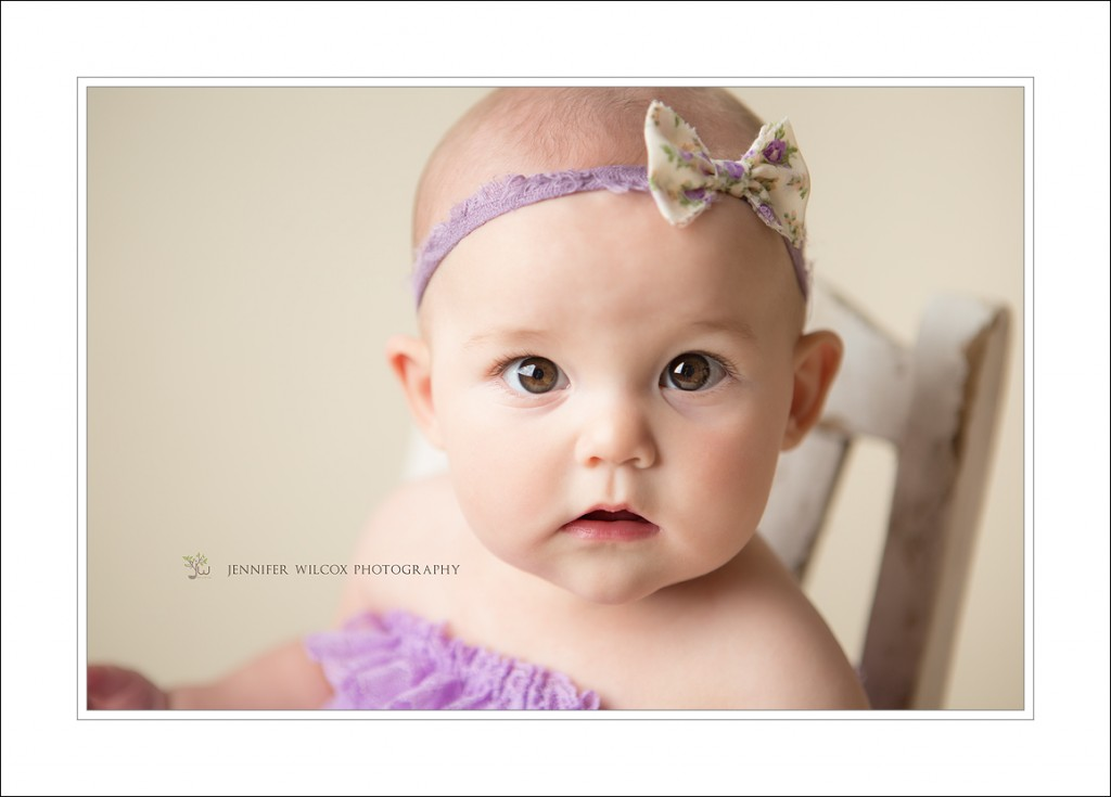 Tacoma Baby Photographer baby stages Jennifer Wilcox Photography 1024x735 Tacoma Baby Photographer ~ Purple
