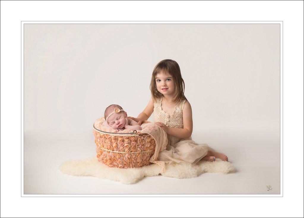 Everett Newborn Photographer Jennifer Wilcox Photography Baby Sisters 1024x735 Best Newborn Photographer ~ Growing Families