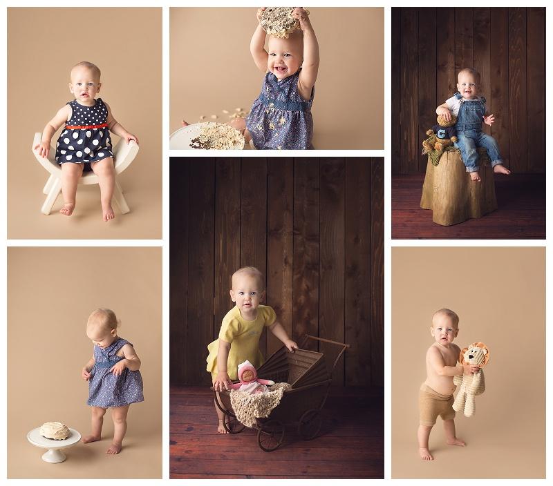 Seattle Baby photographer, milestone portraits, baby pictures, cake smash, birthday photos