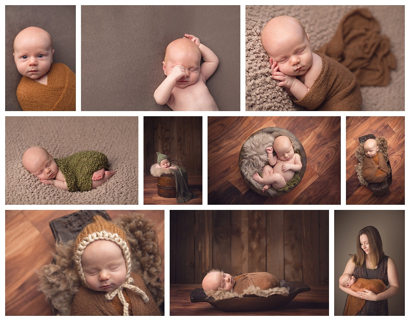 Puyallup Baby Photographer