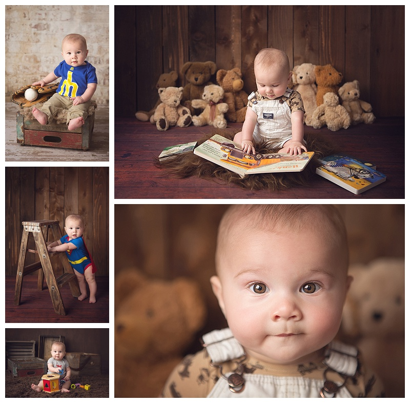 baby pictures, baby, milestones session, lakewood, photographer