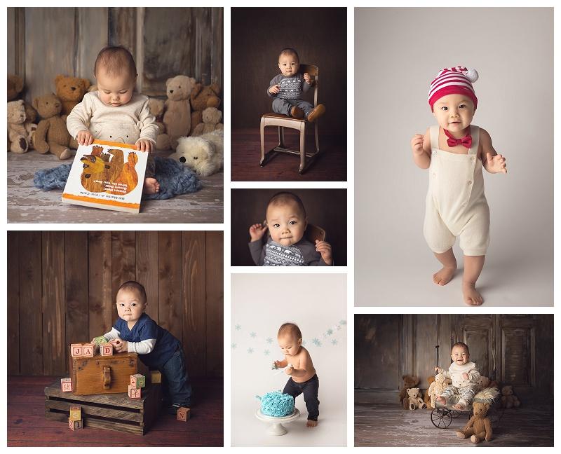 Puyallup, baby, photographer, photography, cake smash, milestone portraits, boy