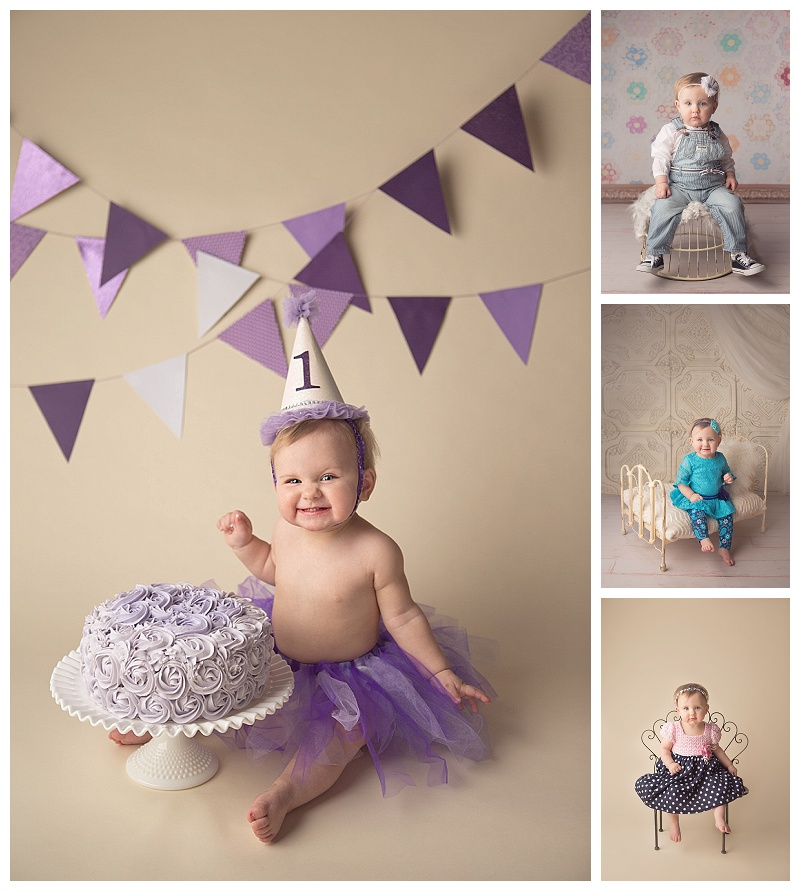 Tacoma, Baby, Pictures, Portraits, baby pictures, cake smash