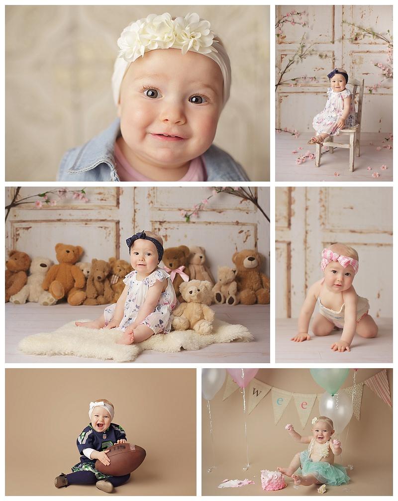 baby pictures, baby, milestone, cake smash, birthday