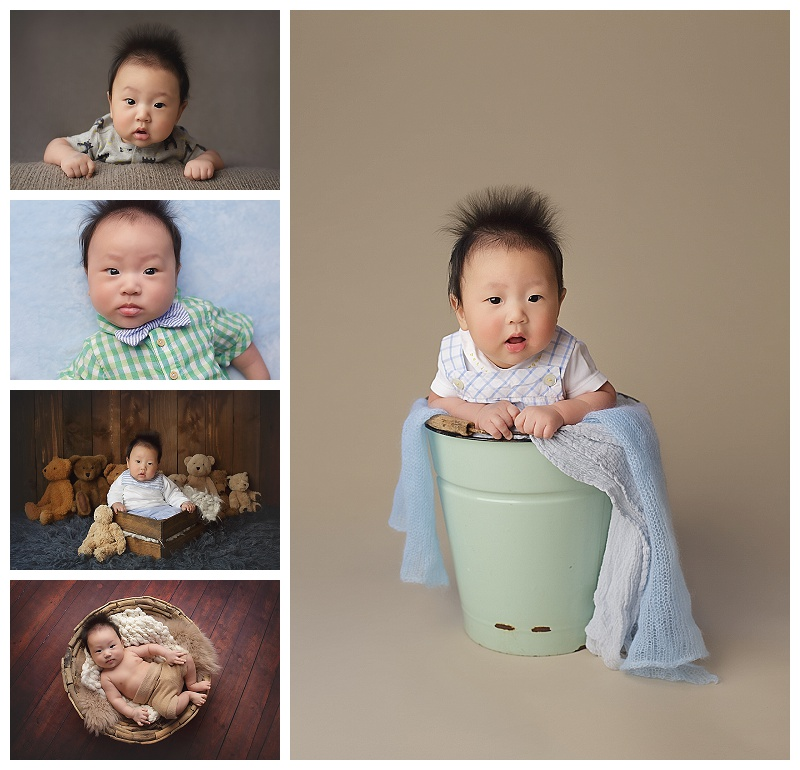 100 days, baby, baby pictures, photographer
