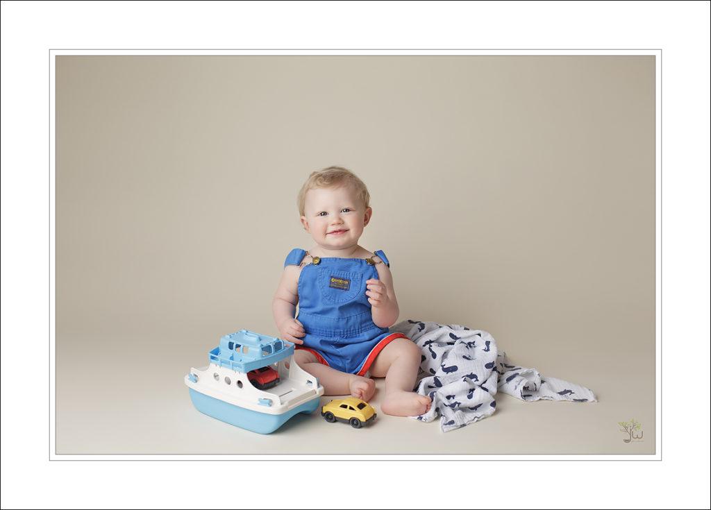 Tacoma baby photographer, Washington ferries
