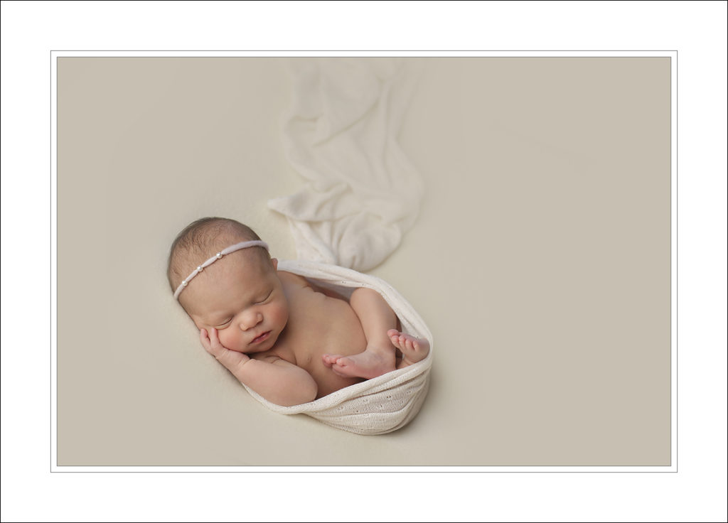 Edgewood newborn portraits