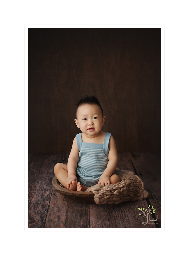 Federal Way baby photographer