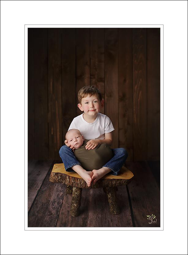 Eatonville baby photographer