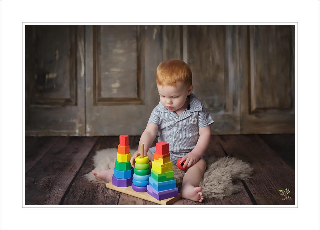 Kirkland baby photography