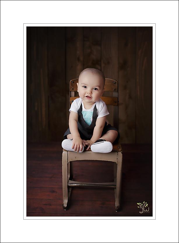 Seattle baby portraits