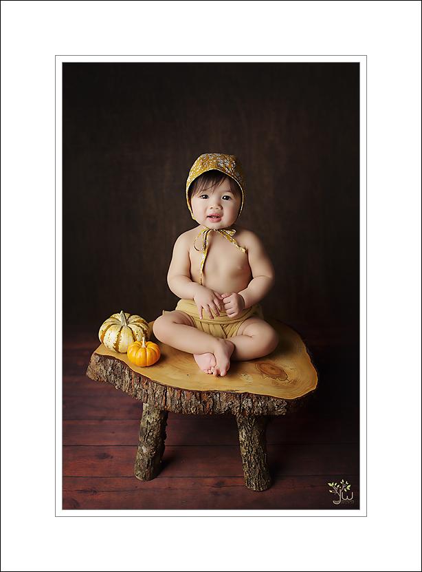 Best Bremerton baby photographer