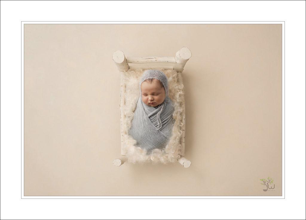Puyallup Newborn Photographer ~ Baby Jude